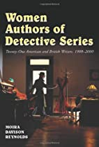 Women Authors of Detective Series:…