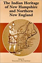 The Indian Heritage of New Hampshire and…