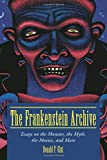 Glut, Donald F.: The Frankenstein Archive: Essays on the Monster, the Myth, the Movies, and More