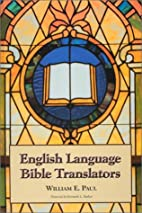 English Language Bible Translators by…