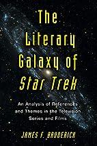 The Literary Galaxy of Star Trek: An…