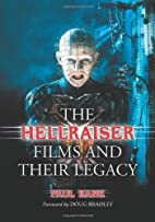 The Hellraiser Films And Their Legacy by…