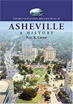Asheville: A History (Contributions to…