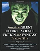 American Silent Horror, Science Fiction and…