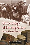 Russell O. Wright: Chronology of Immigration in the United States