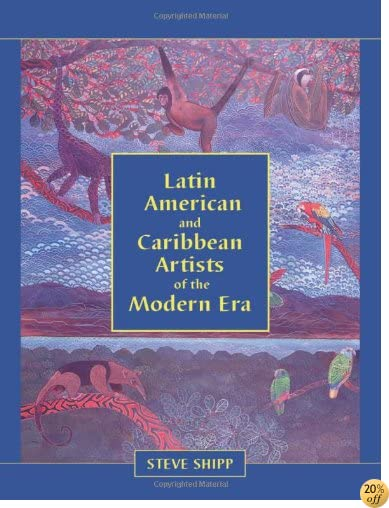Latin American and Caribbean Artists of the Modern Era: A Biographical Dictionary of More Than 12, 700 Persons. Two Volume Set