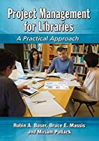 Project Management for Libraries: A…