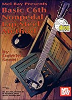 Basic C6th Nonpedal Lap Steel Method by…