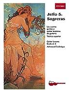 Mel Bay Julio S. Sagreras Guitar Lessons:…