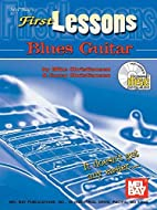 Mel Bay's First Lessons Blues Guitar Book/CD…