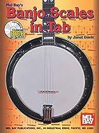 Mel Bay Banjo Scales in Tab Book/CD Set by…