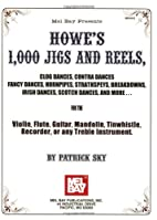 Howe's 1,000 Jigs and Reels : Clog…