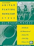 Mel Bay Playing Guitar Hawaiian Style…