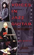 Voices in Jazz Guitar by Joe Barth
