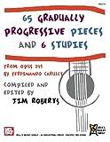 Roberts, Jim: 65 Gradually Progressive Pieces: and 6 Studies from OP. 241