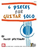 Pritchard, David: 6 Pieces for Guitar Solo