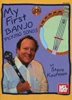 My First Banjo Picking Songs Book/CD Set by…