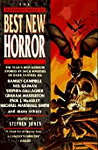 The Mammoth Book of Best New Horror 07 by…