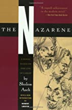 The Nazarene by Sholem Asch