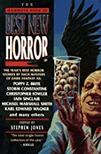 The Mammoth Book of Best New Horror 08 by…
