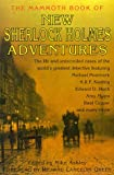 Ashley, Michael: The Mammoth Book of New Sherlock Holmes Adventures