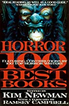 Horror: The 100 Best Books by Stephen Jones