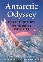 Antarctic Odyssey: Endurance and Adventure…