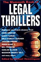 The Mammoth Book of Legal Thrillers by…