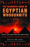 Ashley, Michael: The Mammoth Book of Egyptian Whodunnits