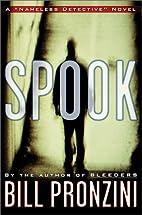 Spook by Bill Pronzini