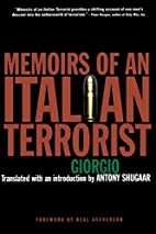 Memoirs of an Italian Terrorist by Giorgio