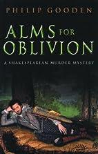 Alms for Oblivion: A Shakespearean Murder…
