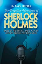 The Forgotten Adventures of Sherlock Holmes:…