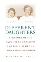Different Daughters: A History of the…