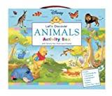 Disney Press: Let's Discover Animals Playtime Learning Box: With Winnie the Pooh and Friends