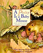 A Pinky is a Baby Mouse by Pam Muñoz Ryan
