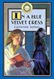 Sefton, Catherine: In a Blue Velvet Dress