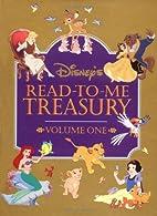 Disney's Read to Me Treasury - Volume One by…
