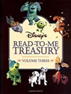 Disney's Read-To-Me Treasury - Volume Three…