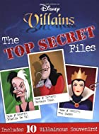 Disney Villains: The Top Secret Files by…