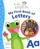 Not Available: Baby Einstein: My First Book of Letters