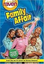 That's so Raven: Family Affair - Book…
