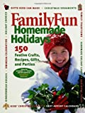 Cook, Deanna F.: Family Fun Homemade Holidays