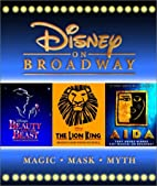 Disney on Broadway by Michael Lassell