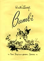 Walt Disney's Bambi: The Sketchbook…