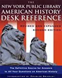 Douglas Brinkley: The New York Public Library American History Desk Reference