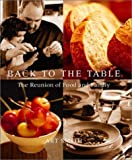 Smith, Art: Back to the Table: The Reunion of Food and Family