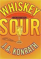 Whiskey Sour: A Jack Daniels Mystery (Jack…