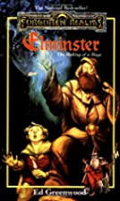 Elminster: The Making of a Mage by Ed…