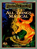 Greenwood, Ed: Volo's Guide to All Things Magical (Advanced Dungeons & Dragons: Forgotten Realms)